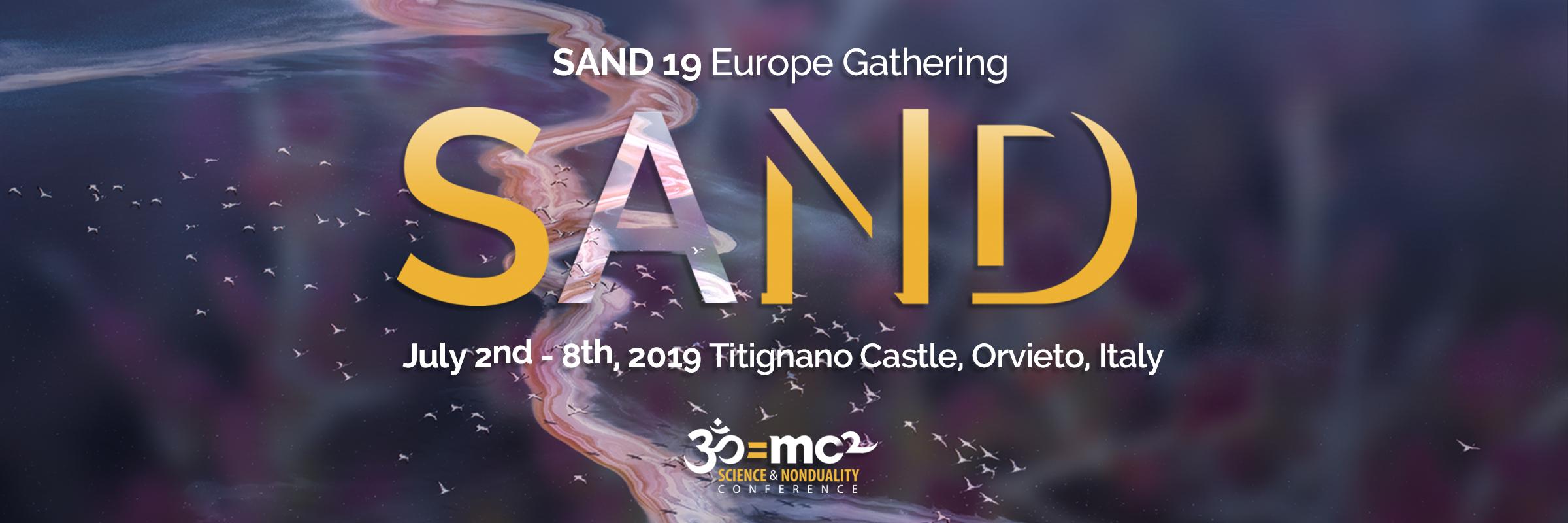 SAND19 Italy