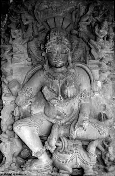 The Chausath Yogini Temple
