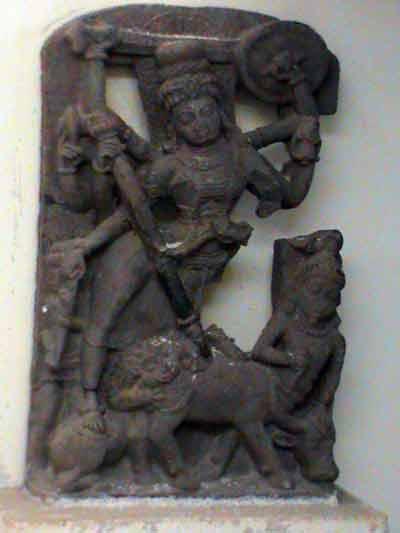 Sculpture of Devi, Shripur, Chhattisgarh