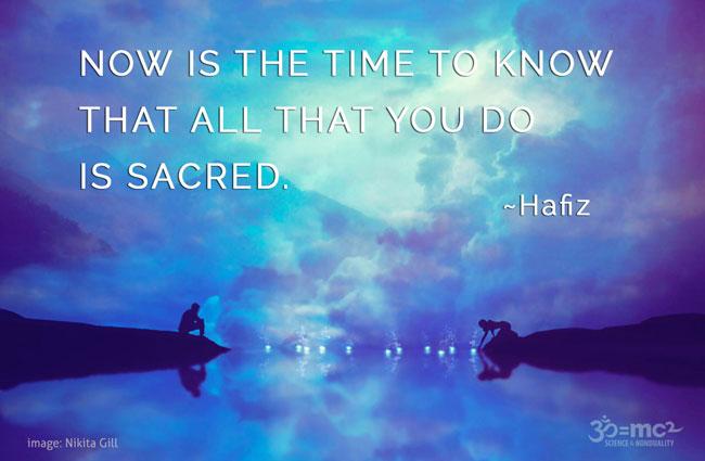 sacred Hafiz