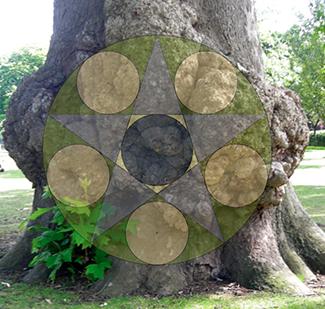 8-pentagram