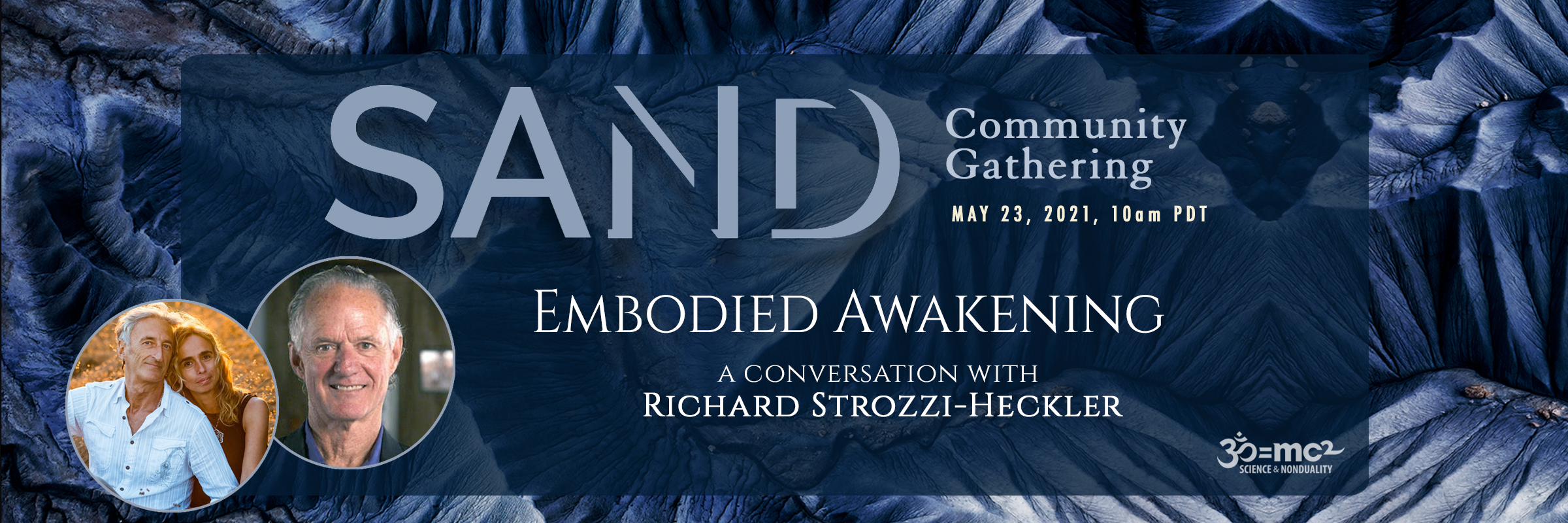 Richard Strozzi-Heckler Community Gathering
